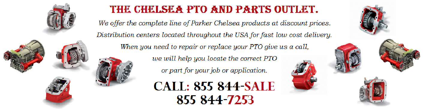 Chelsea PTO - Chelsea PTO Parts