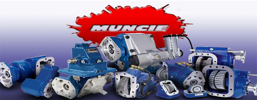 Muncie PTO - Muncie PTO Parts