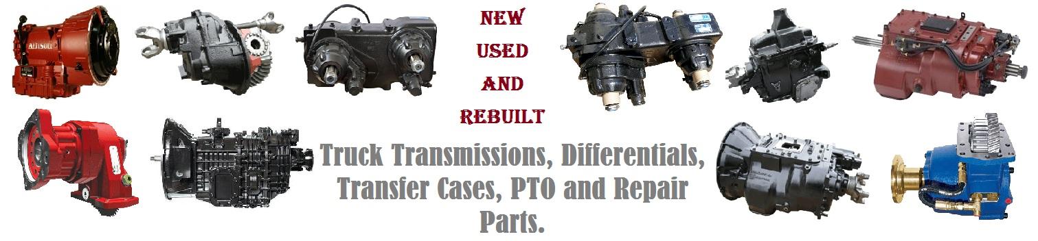 Truck Parts and Rebuilt Truck Drivetrain Components. Rebuilt Fuller.