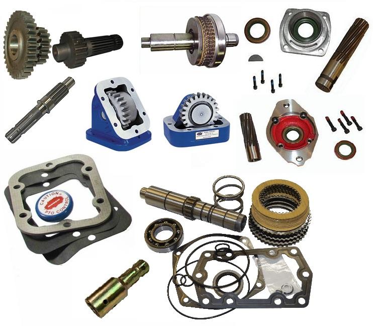 Muncie PTO Parts